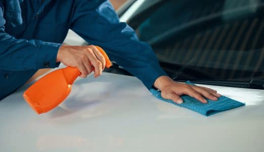 ボディの洗車は、第一印象を決める基本のメンテナンス