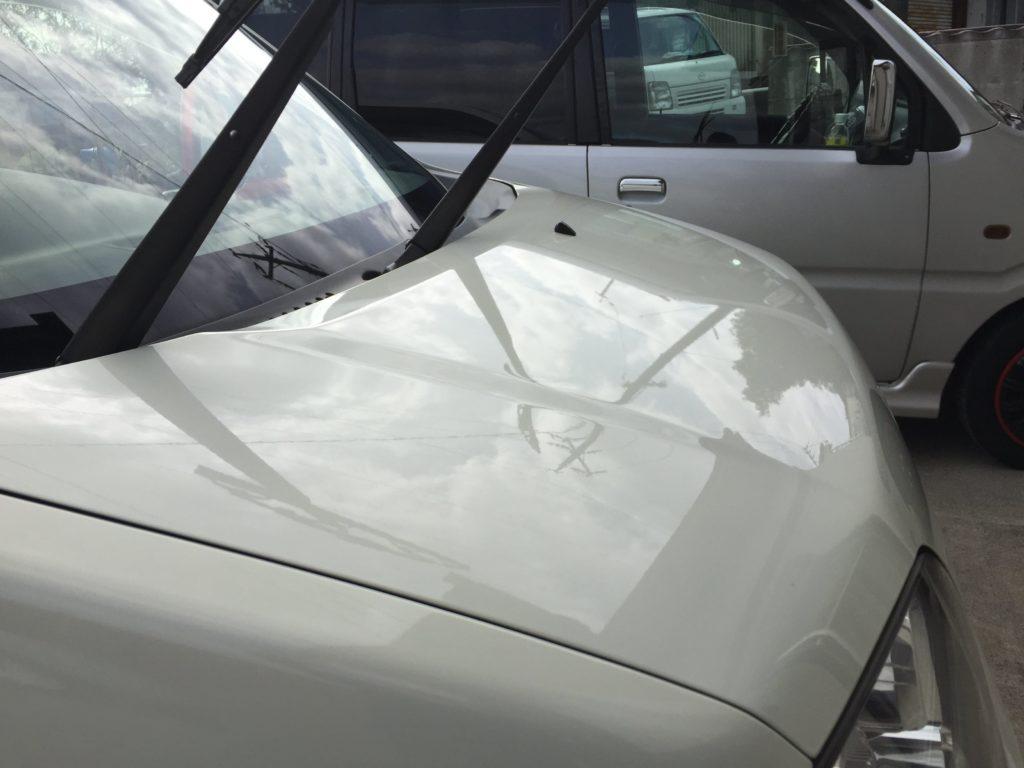 洗車後の写真3